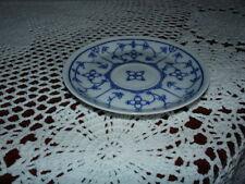 1 Unterteller für Teetasse Indisch Blau Winterling