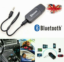 3.5mm Jack Wireless Bluetooth Audio Receiver Stereo Music Car Adapter & Mic AUX
