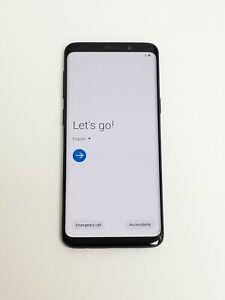Samsung Galaxy S9 SM-G960U - 64GB - Midnight Black (Unlocked) *READ DESCRIPTION*