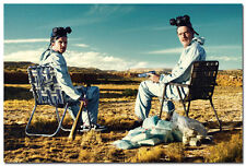 Breaking Bad TV Series Art Wall Silk Poster 24x36 inches Room Decor 003