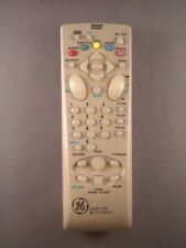 GE RCG 110D A1 TV DVD  Remote Control Works TESTED!!!