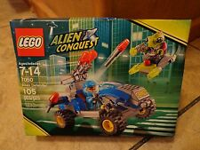 LEGO--ALIEN CONQUEST--ALIEN DEFENDER SET (NEW) 7050