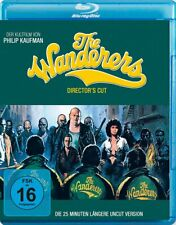 The Wanderers (1979) Director's Cut | New | Sealed | UK Compatible Blu-ray