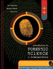 Introduction To Forensic Science And Criminalistics - Robert Gaensslen