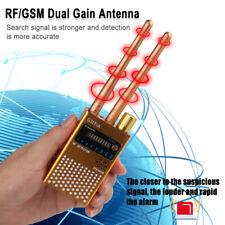 Ultra-Sensitive RF Signal Detector, Wireless Anti-Spy GSM Bug GPS Tracker Finder
