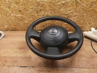 NISSAN MICRA K12 03-07 STEERING WHEEL WITH AIRBAG 48430 AX303