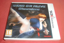 Nintendo 3DS Dead or Alive Dimensions  [NEUF, Blister FRA]  2DS Super *JRF*