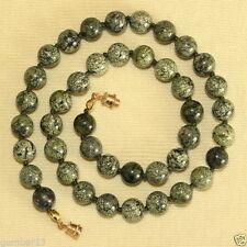 Obsidian Round Costume Necklaces & Pendants