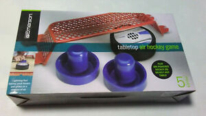 Emerson 5pc Tabletop Air Hockey Game