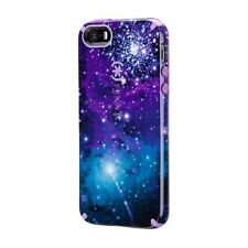 Speck Candyshell Inked Case iPhone 5 5S Galaxy Purple Revolution Purple