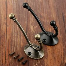 Kitchen Bathroom Wall Hook Clothes Hat Scarf Towel Hanger Hook Holder Antique