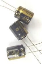330uf 25v 105c Panasonic  Low ESR Size 10mmx12.5mm  EEUFC1E331  x3pcs