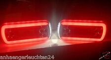 LED PKW Anhänger Rückleuchten Rücklicht LED Rückleuchte LKW Trailer 2 Stück