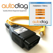 BMW ENET Diagnostic & Coding Cable Tool ✧ ALL BMW F-Series ✧ Airbag Fault Reset