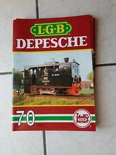 LGB Depesche Heft Nr. 70