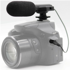 Vivitar Universal Mini Microphone MIC-403 for Nikon D3300 D3200 Df Camera