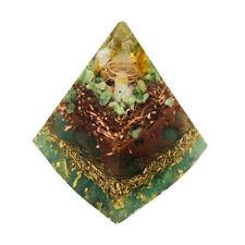 Orgone Pyramid (Mother Earth) Healing Device Crystal Energy Meditation Tool
