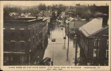 Montpelier VT 1927 Flood Damage VINTAGE EXC COND Postcard #5