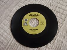 THE VOGUES  THE LAND OF MILK AND HONEY/TRUE LOVERS CO & CE 238
