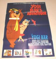 A1 Filmplakat ,YOGI BÄRS'S ABENTEUER,YOGI BÄR , ZEICHENTRICK