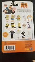 Despicable Me - Protesting Minion Collectible Action Figure - BRAND NEW
