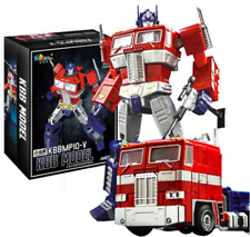 Transformers 4 alloy MP10V optimus prime warlord toy