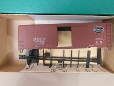 Ho Athearn/Old Colony Pittsburgh & Lake Eire Nyc #30390 40' Box Car Kit