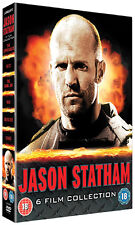 DVD:THE JASON STATHAM 6 FILM COLLECTION - NEW Region 2 UK
