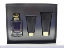 MADE TO MEASURE 90ml EDT SPRAY & SHOWER GEL & AFTERSHAVE BALM BY GUCCI