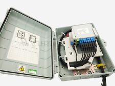 Optical Fiber Distribution Box Odb with 1*8 PlC Splitter and Fiber Splice Tray