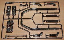 Tamiya 56309 Ford Aeromax, 0115236/10115236 Q Parts (Exhaust/Light Buckets), NEW