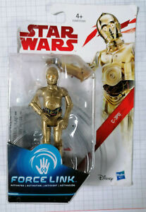Star Wars C-3PO With Force Link Activation (The Last Jedi) Hasbro