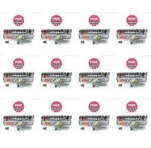 Set of 12 Mercedes-Benz NGK Spark Plugs 4288 0041594903