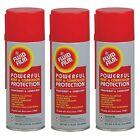 Fluid Film (3 Aerosol Cans) Rust & Corrosion Protection; Metal Surface Penetr...