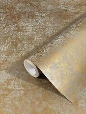 Vliestapete Gold Uni, Tapete Rollen Luxus Optik Marburg La Veneziana 2 53126