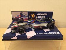 1/43 MINICHAMPS Minardi Ford M01 F ALONSO 1st F1 TEST 1999