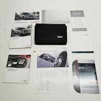 2013 AUDI Q5 OWNERS MANUAL GUIDE MMI NAVIGATION BOOKLET BOOK CASE SET KIT OEM