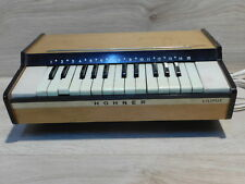 vintage HOHNER LILIPUT air reed table harmonium Germany 1960s