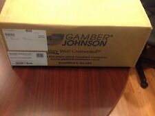 Gamber Johnson 7160-0264-04-P Docking Station With Lind Charger