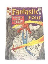Fantastic Four #47 6.0 FN Inhumans 1ST Maximus Stan Lee Marvel Comics 2/66