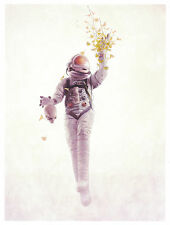 """Jeremy Geddes """"Foundation"""" Page A Perfect Vacuum = Frame it anyway you want!"""