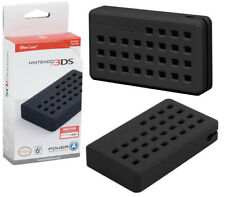 Nintendo 3DS  Black Protective Flex Case Safety Cover - Official - Brand New