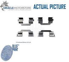 NEW BLUE PRINT FRONT BRAKE PAD FITTING KIT GENUINE OE QUALITY ADN148601