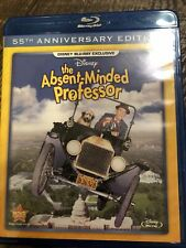 The Absent Minded Professor (Blu-ray, 55th Anniversary, Disney Movie Club)