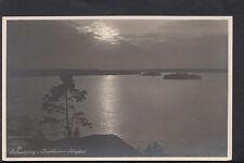 Sweden Postcard - Solnedgang i Stockholms Skargard    RS2338