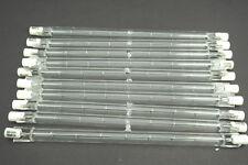 10Pcs HALOGEN LIGHT BULB 220V-240V 1000W 1000 WATT J TYPE T3 R7S J189 189mm