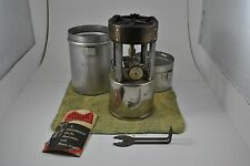 COLEMAN GI POCKET STOVE A/46 530 Stove And Case