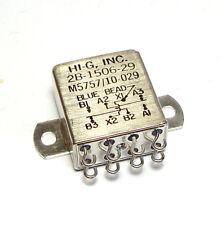 AEG Telefunken B 7 su elettricità relè 4-6a ENR 910-341-130