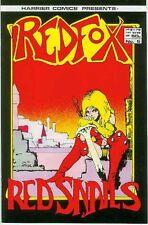 Redfox # 5 (female Barbarian) (UK, 1986)