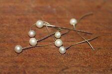 Anciennes épingles perle fabrication bijoux fantaisies - créatif - ref 1